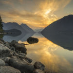 alouette lake, golden ears provincial park, maple ridge, vancouver, british columbia, canada